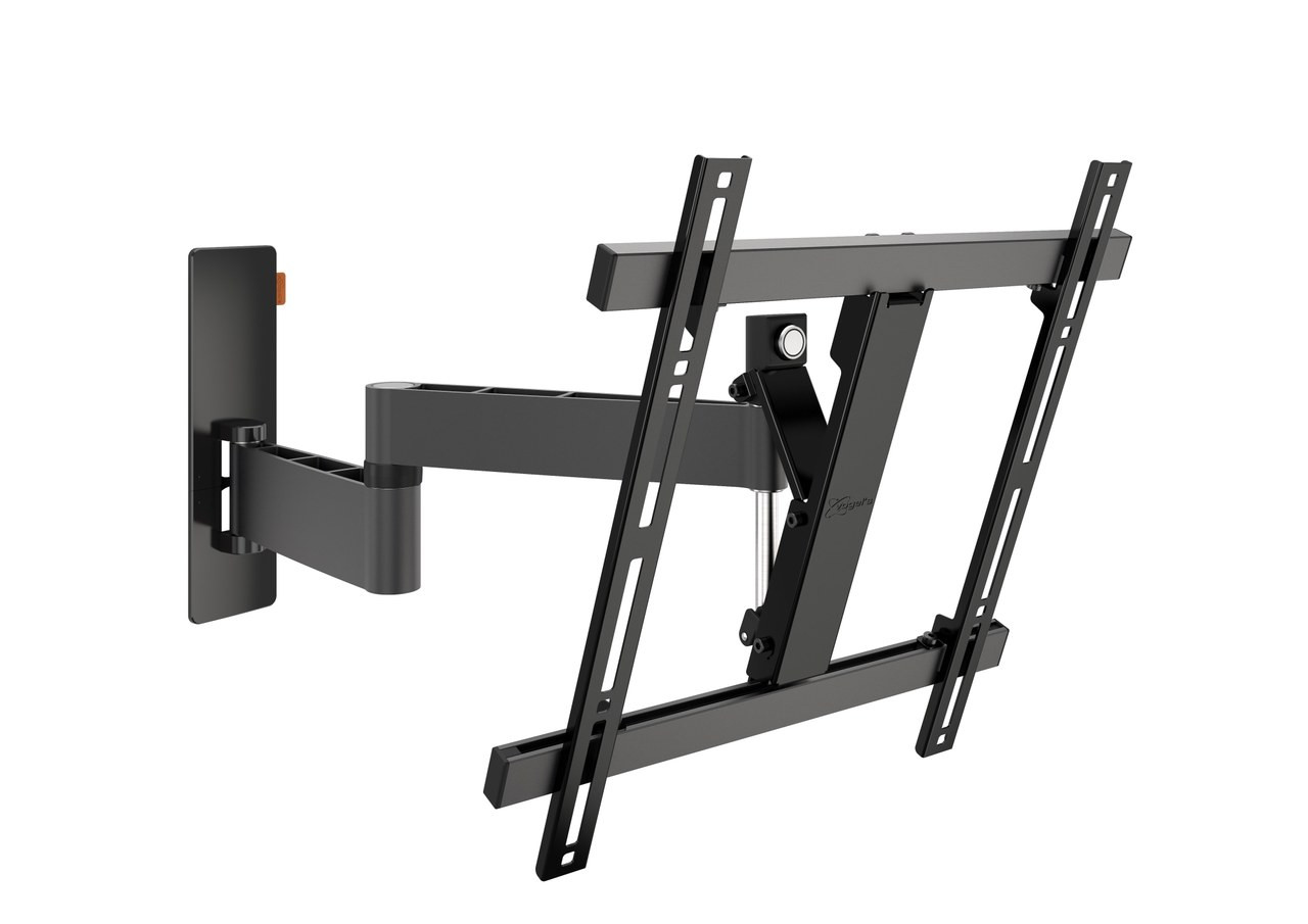 An image of Vogel's WALL 3245 Full-Motion TV Wall Mount (black) 32-55""