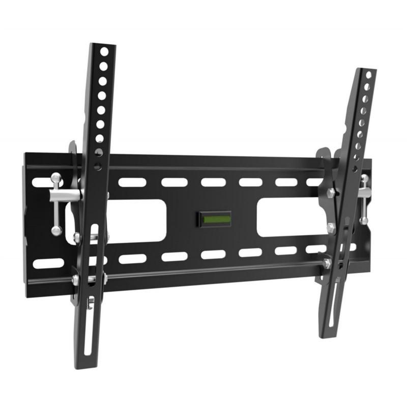 "An image of Standard tilt bracket 0-15 degrees, TVs up to 50"". Max VESA 400x300"